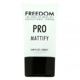 Base de maquillaje pro mattify freedom de 25ml.