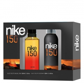 Nike estuche 150 on fire colonia desodorante de 20cl. en spray