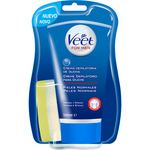 Veet for men crema depilatoria ducha piel normal cuerpo tubo de 15cl.