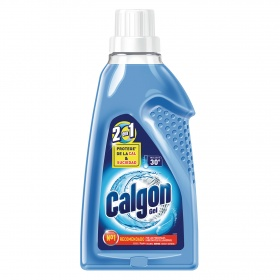 Calgon antical lavadora gel de 1,5l.