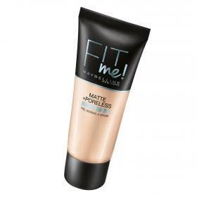Maybelline maquillaje fit me matte poreless nº 130