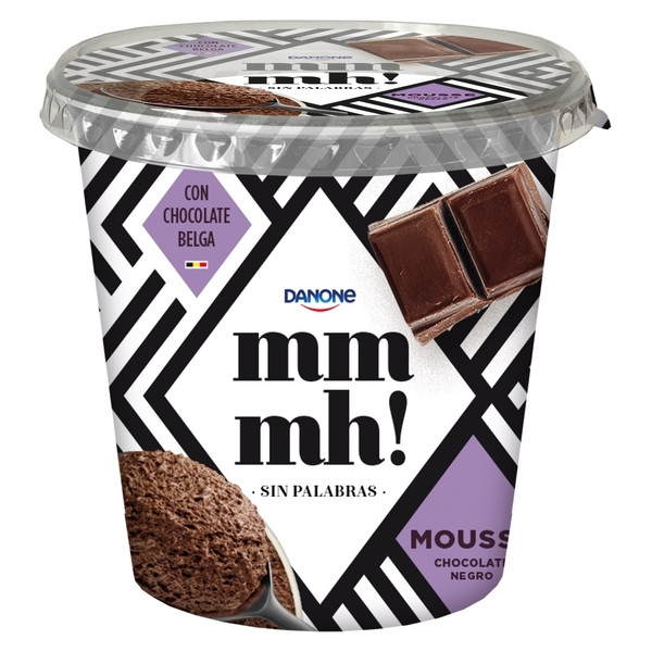 Mmmh mmmh| mousse chocolate de 200g.