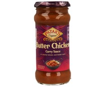 Pataks salsa curry butter chicken de 350g.