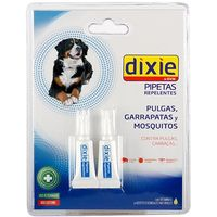 Dixie pipetas repele parasitos