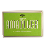 Amatller chocolate piedra tableta de 200g.