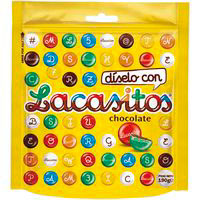 Lacasitos chocolate lacasa de 190g. en bolsa