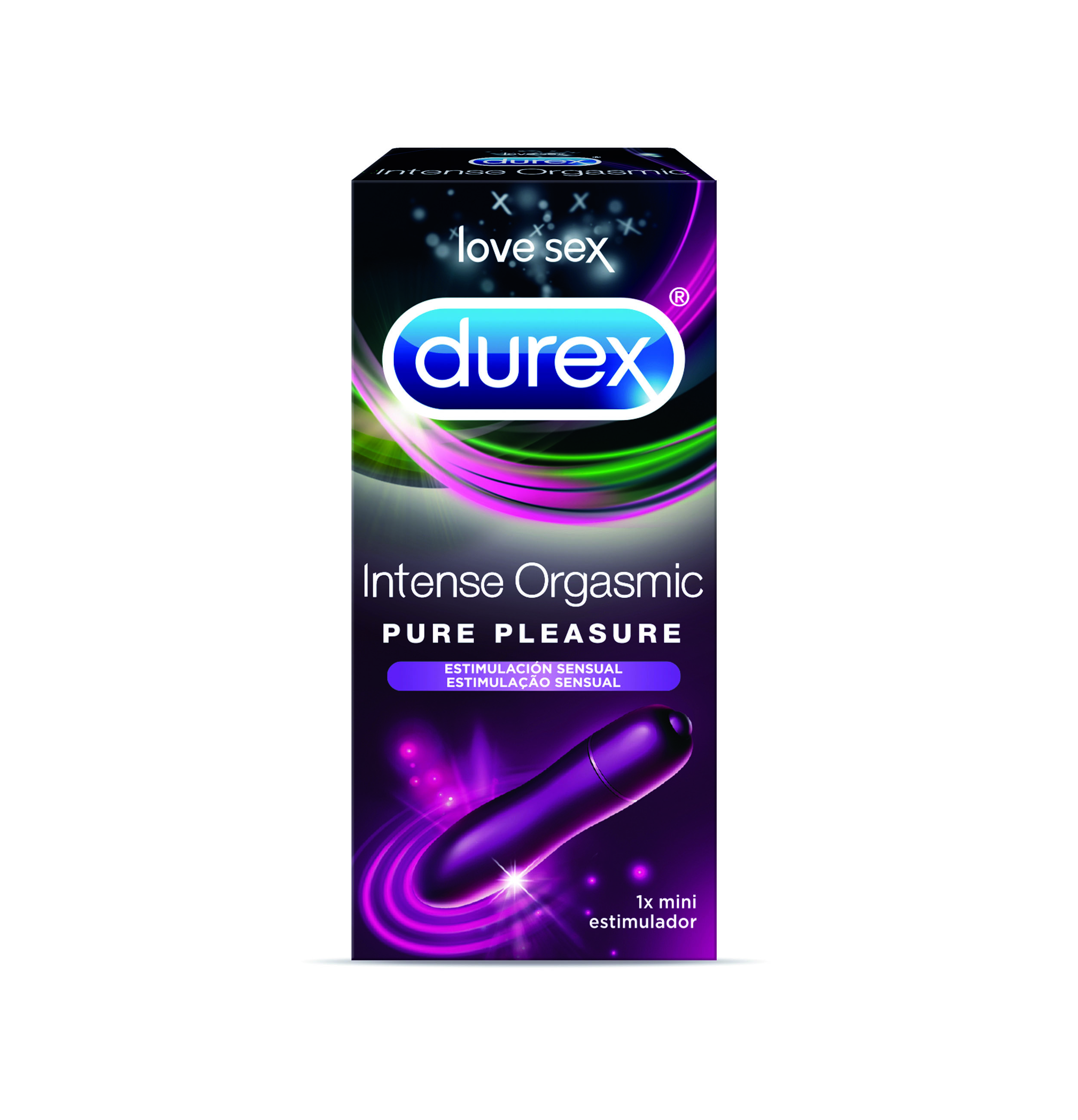 Durex play pure pleasure mini vibrador 1 ud en caja