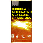 Plamil chocolate alternativo leche sin lactosa tableta de 100g.