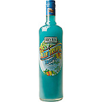 Rives licor concentrado blue tropic sin alcohol de 1l. en botella