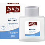 La Toja hidrotermal after shave balsamo extra sensitive de 10cl. en bote