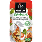 Gallo ideal ensaladas margaritas con vegetales de 500g. en paquete