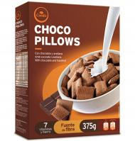 Condis cereales choco pillows de 375g.