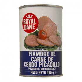 Royal fiambre danes con jamon picado dane de 435g.