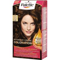Schwarzkopf palette tinte intense color cream castaño medio chocolate nº 3 65 en caja