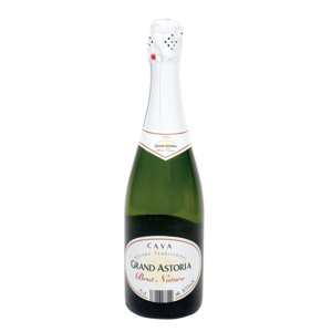Grand astoria cava brut nature de 70cl. en botella