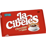 Cibeles chocolate taza tableta de 300g.