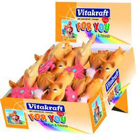 Vitakraft juguete surtido mini animales vitakraft, pack 1 unidades