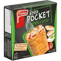 Findus speed pocket capriccioso de 250g.