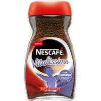 Nescafé cafe soluble descaf vitaliss chocolate de 200g. en bote