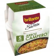 Brillante arroz campero de 420g.