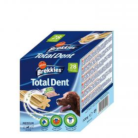 Brekkies dental 2 en 1 para perros medianos de 180g.