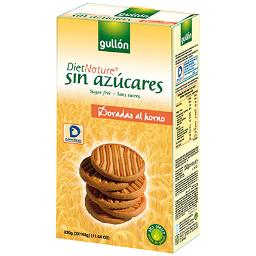 Diet Nature galletas dorada gullon de 330g.