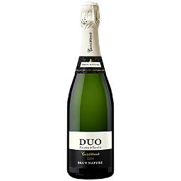 Castellblanch cava duo brut nature de 75cl.