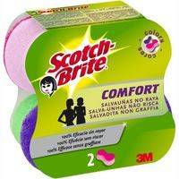 Scotch Brite salvauñas no raya confort por 2 unidades