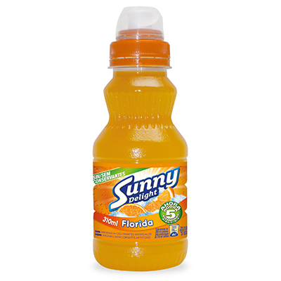 Sunny Delight florida refresco multifrutas envase de 31cl.