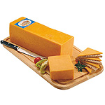Maryland Farm queso cheddar ingles naranja