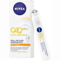 Nivea contorno ojos roll on q10 visage de 50ml.
