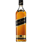 Johnnie Walker whisky escoces etiqueta negra de 1l. en botella