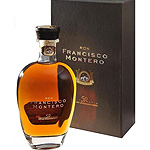 Montero francisco ron superior premium de 70cl. en botella
