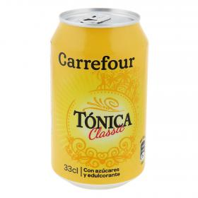 Carrefour tonica de 33cl.