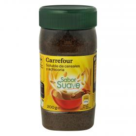 Carrefour extracto soluble cereales de 200g.