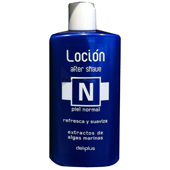 Deliplus after shave locion con extractos algas marinas ***novedad*** de 32cl. en botella