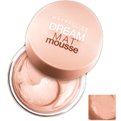 Maybelline maquillaje mousse natural nº30 de 18ml. en bote
