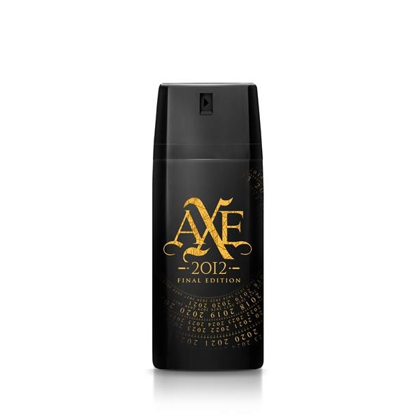 Axe desodorante 2012 de 15cl. en spray