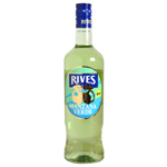 Rives licor manzana verde sin alcohol de 70cl. en botella