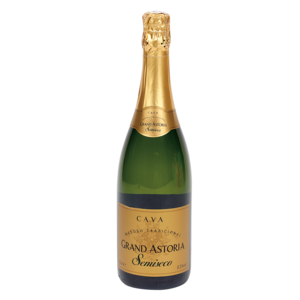 Grand astoria cava semiseco de 70cl. en botella