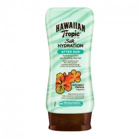 Hawaiian Tropic after sun coco payaya silk hydration de 18cl.