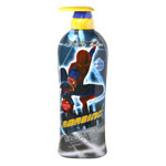 Spiderman gel infantil de 1l.