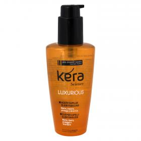 Aceite capilar reparador kera science luxurious de 10cl.