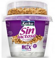 Kaiku yog s lact mix natural de 175g.