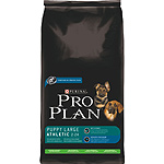 Purina Pro Plan puppy athletic large alimento cachorros raza grande atleticos con cordero arroz de 14kg. en bolsa