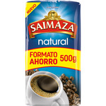 Saimaza cafe natural molido de 500g.