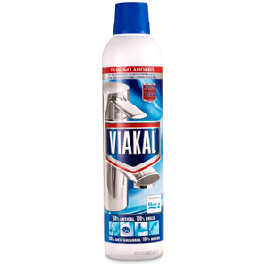 Viakal limpiador antical gel de 62,5cl. en botella