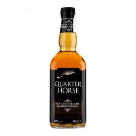 Whisky bourbon quarter horse de 70cl.