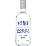 Get back sweden vodka premium importación de 70cl. en botella