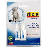 Dixie pipetas repelentes gatos